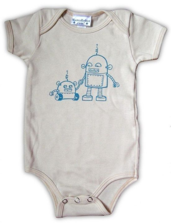 Beep-boop! I love robots. Designed by  #Mama_Robot.