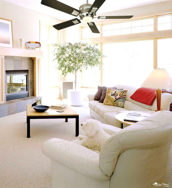 20 Best Living Room Ceiling Fan Ideas, Living Room Ceiling Fans