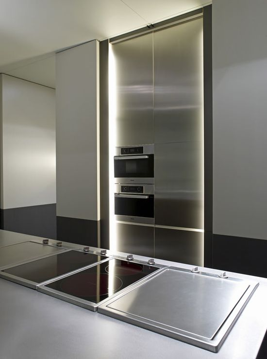 ? Minimalist interior design kitchen