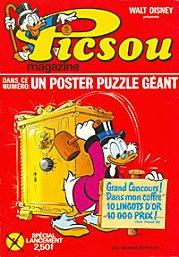 Picsou Magazine n°1