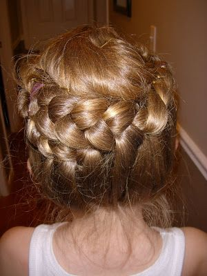 Hair Today: French Braids