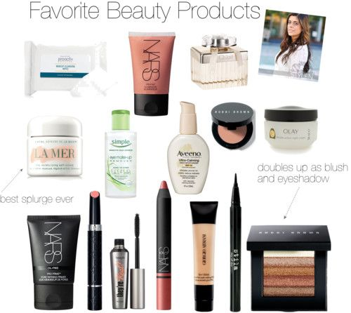 Favorite Beauty Products | STYLE'N