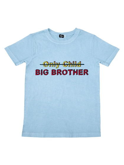 Excellent funny shirt for a new big brother!