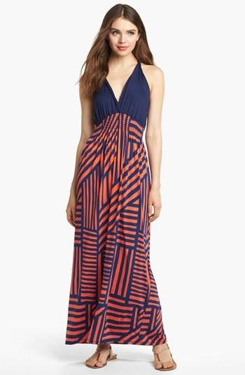Amazing pattern! FELICITY & COCO Printed Maxi Dress