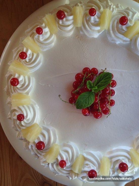 Pinterest vocne torte Pinterest Torte