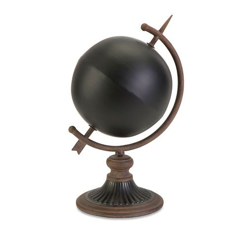 Chalkboard Globe Imax Decorative Objects Decorative Accessories Home Decor