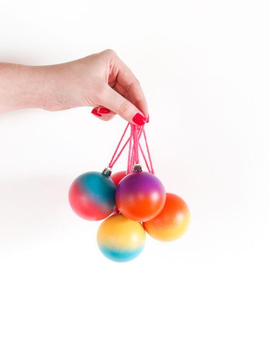 DIY des boules de no
