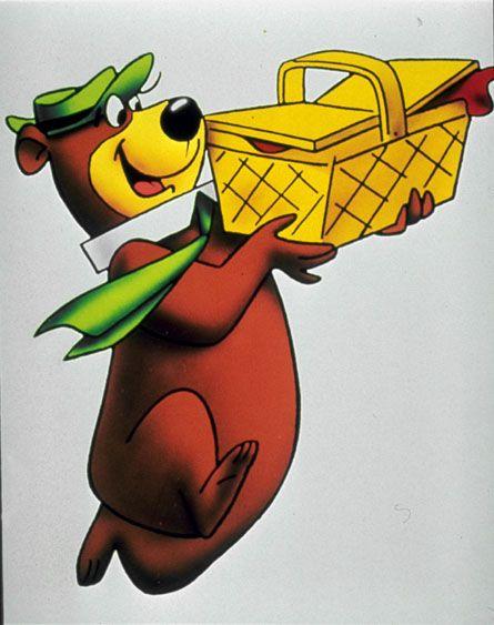 Yogi Bear...Hey...Boo-Boo!