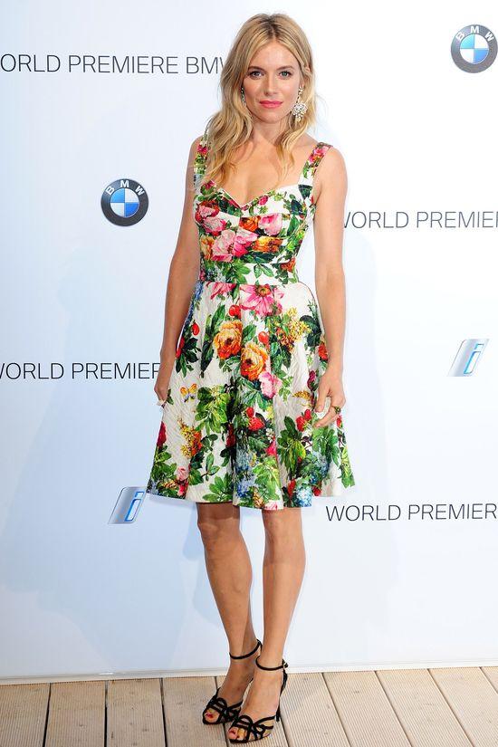 Sienna Miller - best dressed