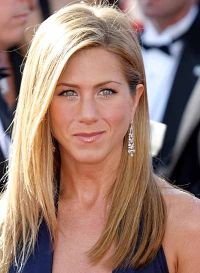 jennifer aniston hair color. always perfect