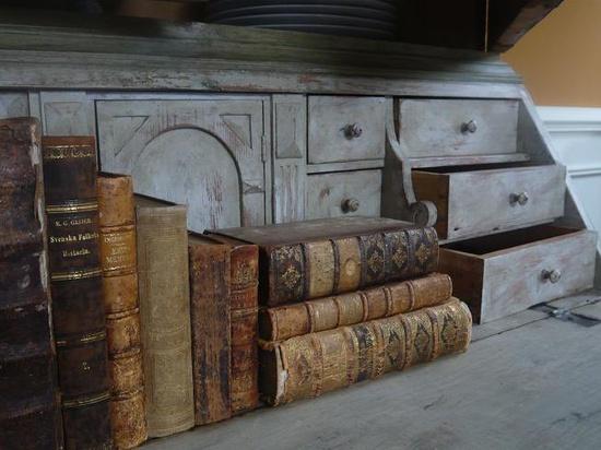 books, always books