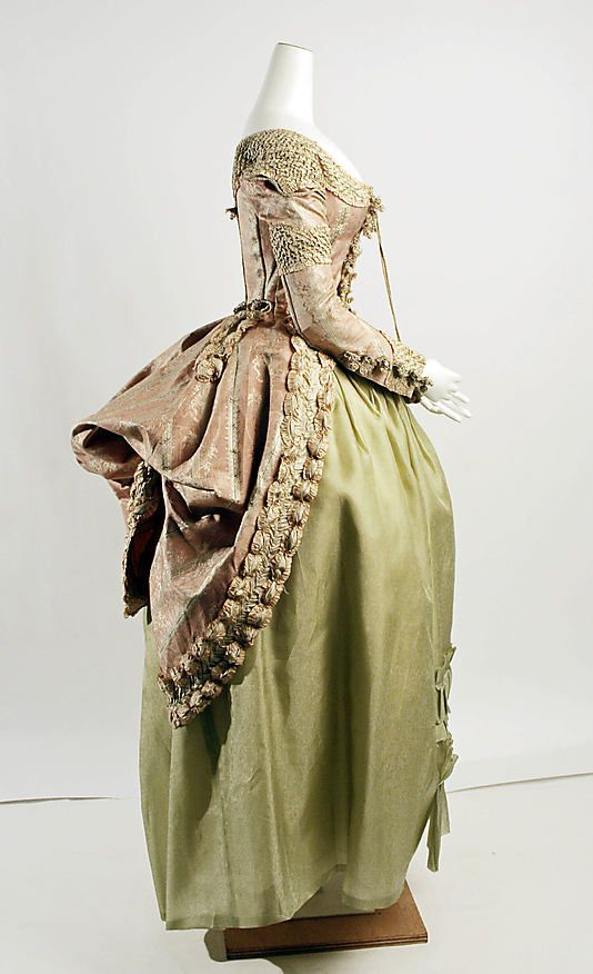 Dress Date: 1778–80 Culture: French