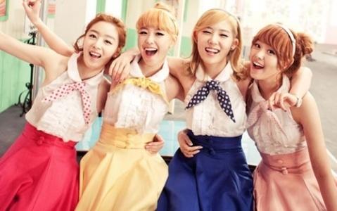 K-pop girl band