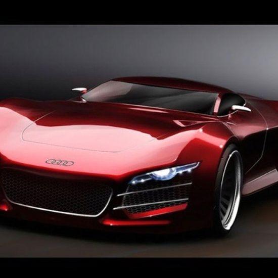 5. Fast sports car