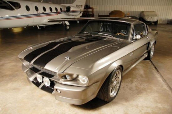 Dream car ... Ford Mustang 1967 Shelby
