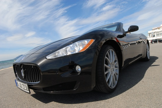 AAA Luxury & Sport Car Rental : Maserati GranCabrio