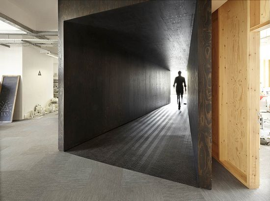 18 Feet Rising office by Studio Octopi London 18 Feet & Rising office by Studio Octopi, London