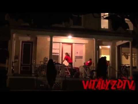 The Texas Chainsaw Massacre Funny Scary Pranks 2013 -