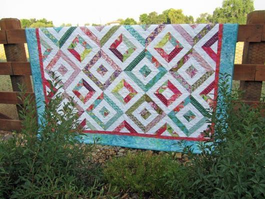 Handmade Quilt!