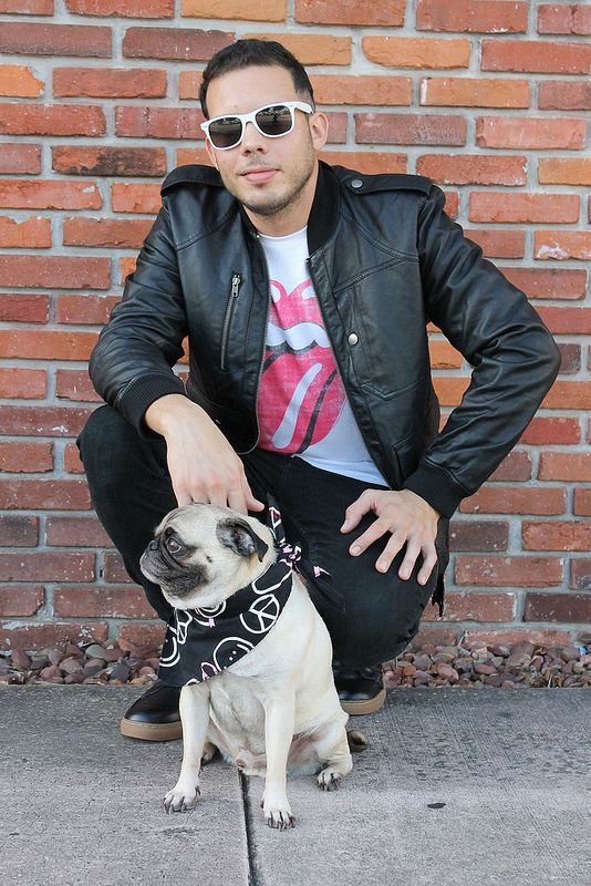 #men's fashion #pug