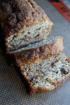 Lovin' From the Oven: Cinnamon Swirl Banana Bread