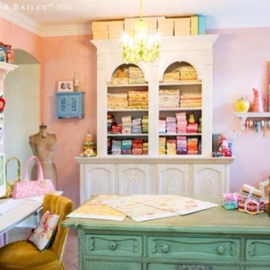 Craft room :)