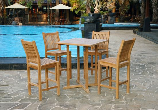 Nice Discounted Teak Patio Furniture From Home And Patio Decor Center