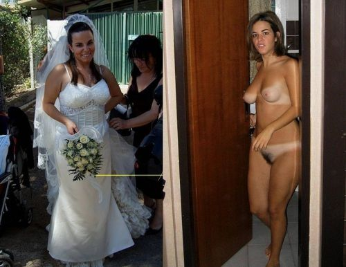 Brides real naked Bride Movies.