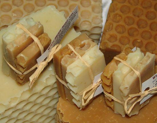 vegan honey natural soaps - etsy... favors? :)