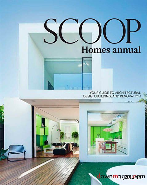 Scoop Homes Annual - 2012/2013