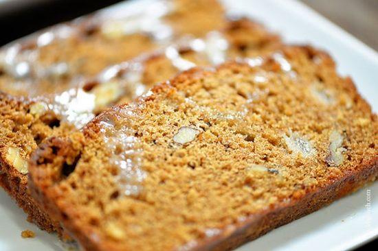 Pear Walnut Bread Recipe - Cooking