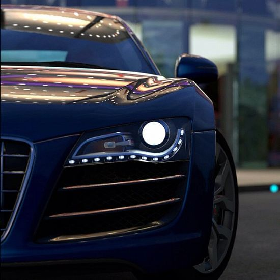 Audi R8...I LOVE THIS CAR...I'VE DRIVEN ONE OF THESE FOR A WEEK IT'S SUCH A BADASS AWESOME CAR :)