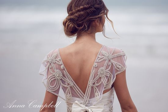 Anna Campbell Collection, Wedding Dress, Wedding Dresses, Voltaire Weddings (22)