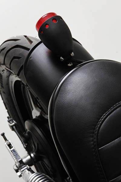 Honda cb 750 kz tail section
