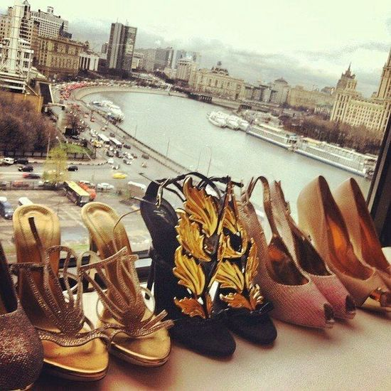 Because a girls shoes need a great POV