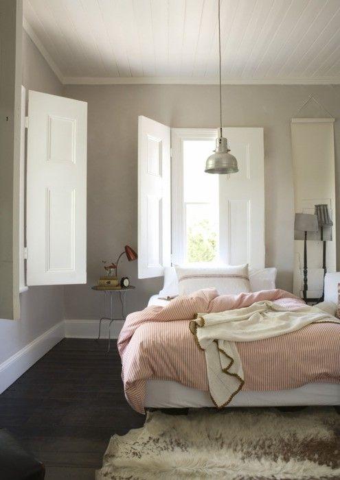 i want indoor shutters for my bedroom...