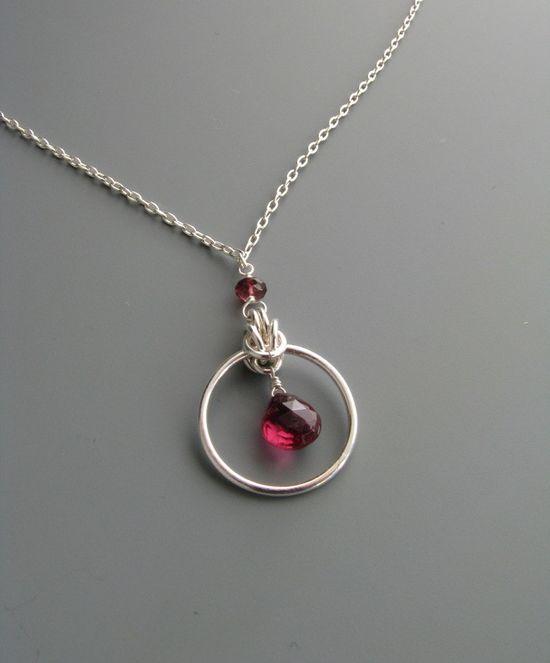 Simple and elegant pendant.