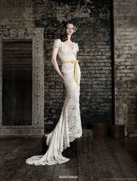 Bruce Oldfield Wedding Collection