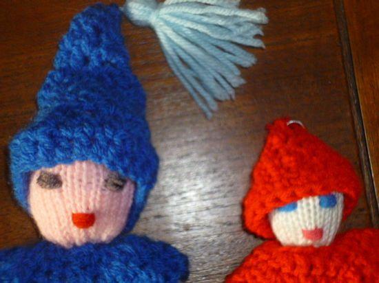 Tuto poupée laine to
