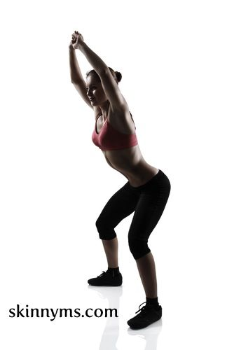 4 Fat Blasting Moves  Jump To It Tabata Workout!