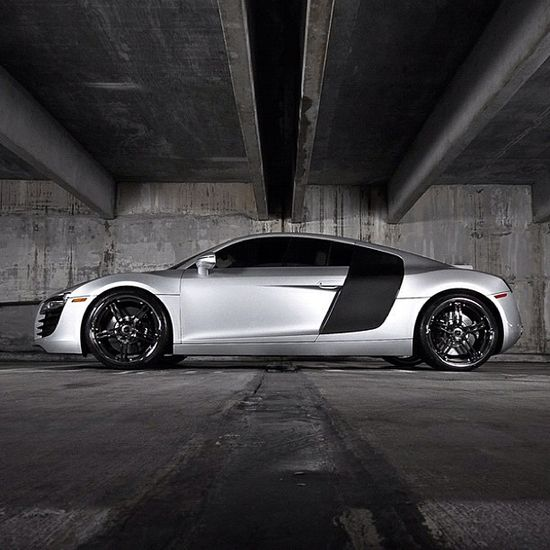 Dream Car: Audi R8