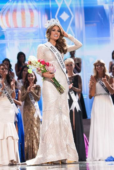 Gabriela Isler Crowned As Miss Universe 2013 - Miss Universe Pictures