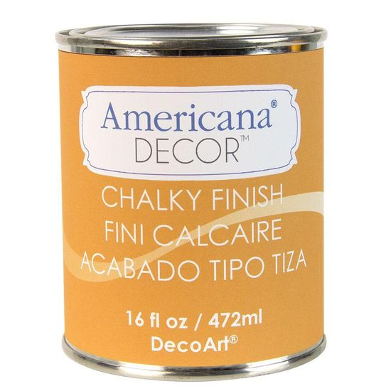 DecoArt Americana Decor 16-oz. Inheritance Chalky Finish at The Home Depot