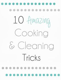 Thrifty and Fabulous Accessories: Thrifty Cooking Tips
