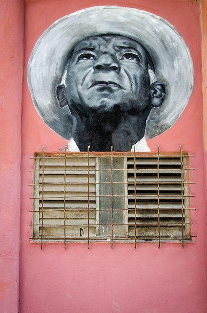 Street Art    Havana, Cuba