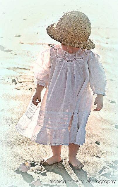 antique baby dress ... ca. 1915