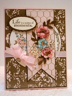 Stampin' Up! Elements of Style handmade card