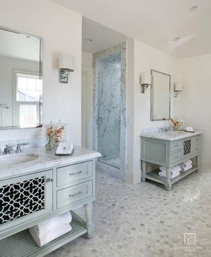 Vanities With Legs Design Ideas, Pictures, Remodel, and Decor - page 4