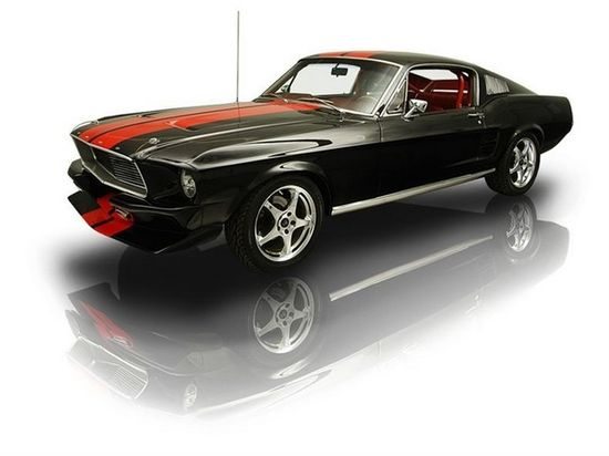 1967 Ford Mustang Fastback 302 5 Speed
