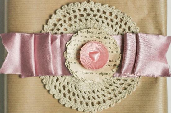 doily ribbon